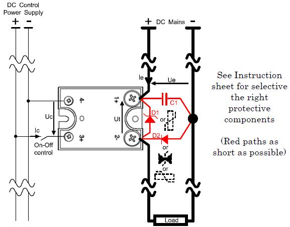 Celduc DC SOLIDSTATE RELAY SCM030200 SCM040600MOSFET